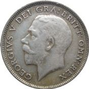 1911 to 1936 Sixpence George V Grades From Fair to VF